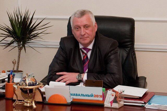 Поляков Юрий Фёдорович Анапа
