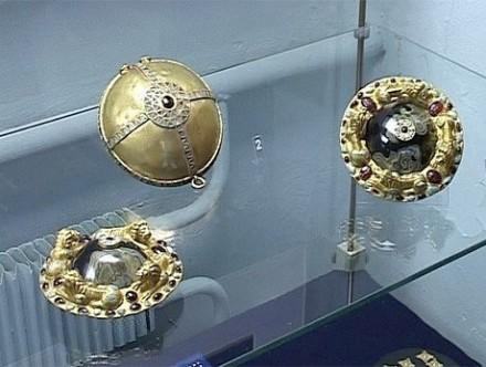 Золото Сарматов выставили в Анапском музее