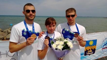 Команда Москвы – победитель групповой гонки на 5 км на ЧР-2013
