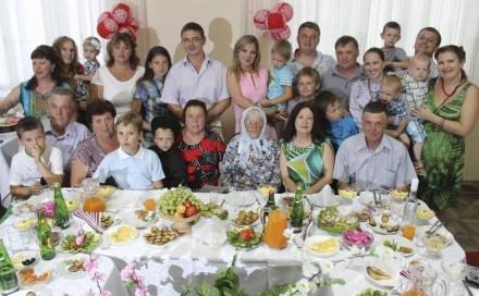100 летний юбилей отметила жительница станицы Гостагаевская