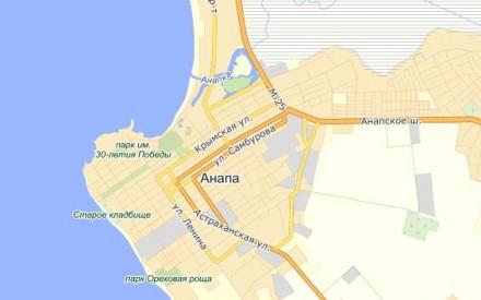 В Анапе несколько улиц названы именами её освободителей