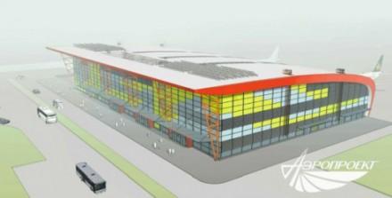 Проект аэровокзального комплекса аэропорта Анапа будет показан на фестивале «Зеленый проект 2013»