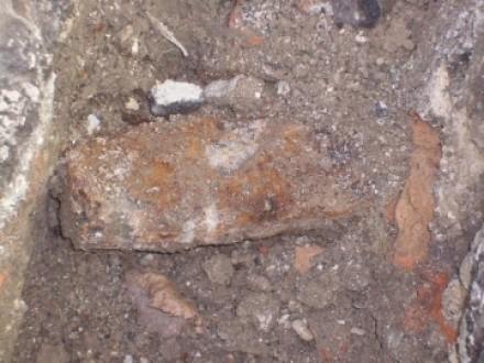 В Анапе найден снаряд времен Великой Отечественной войны