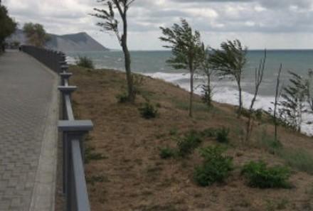 В Анапе ожидается усиление ветра