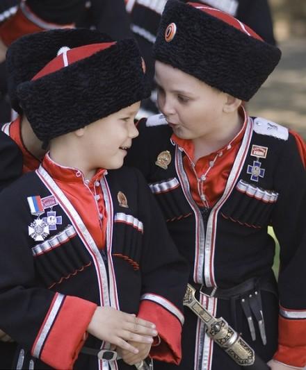 Развитие казачьих классов в Анапе