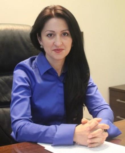 Яна Дуплякина отчиталась о работе