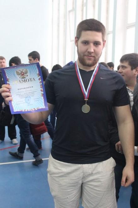 В Анапе прошли соревнования по гиревому спорту
