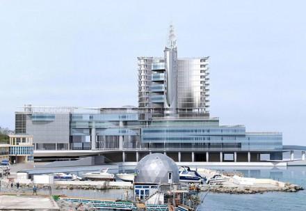 Порт Анапа развивать нельзя банкротить