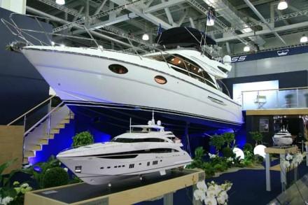 Выставка яхт пройдет в Анапе.