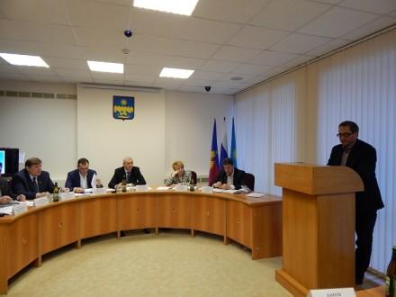 В Анапе прошла очередная встреча Совета.