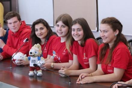 Волонтеры ЧМ-2018 начнут обучение в Анапе