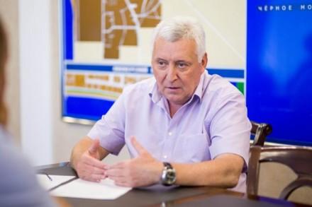 Поляков Ю.Ф. - год управления Анапой