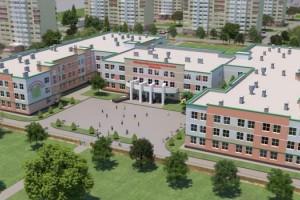 Новая школа в Анапе