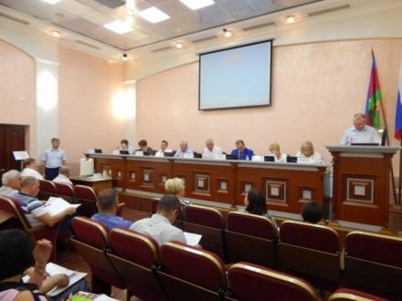 Очередная сессия Совета
