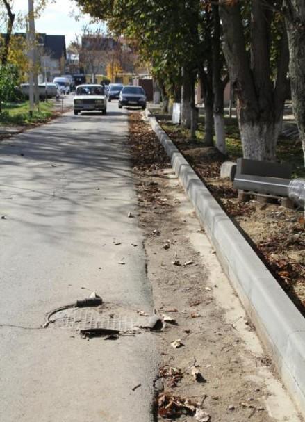 Улица Кати Соловьяновой преображается