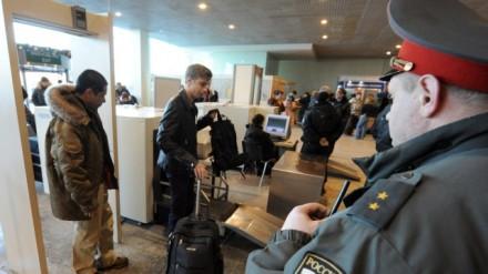 Пьяный пассажир устроил дебош в самолете Анапа-Москва
