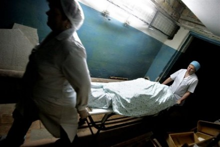 В камере ОМВД по г. Анапа умер человек