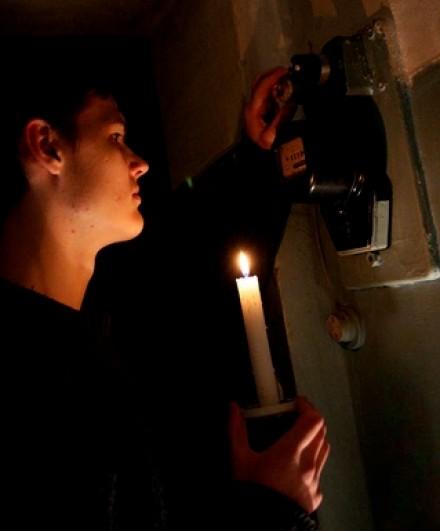 В Анапе произошло аварийное отключение электроэнергии