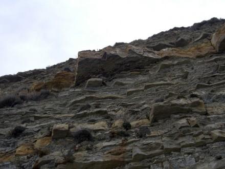 Спасатели Анапы провели профилактику обвала горных пород
