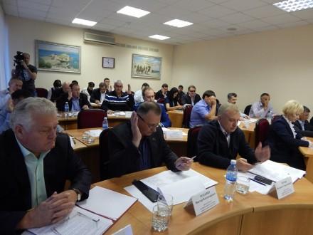 У анапских парламентариев состоялась 68-я сессия