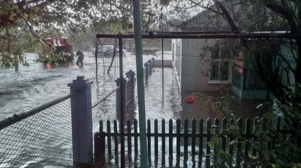 Анапчане могут получить компенсацию за ущерб от природной стихии
