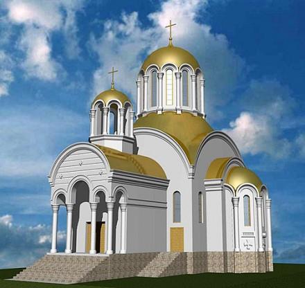 Церковь в Ореховой роще - мнения анапчан