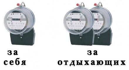 Двукратные тарифы на электроэнергию