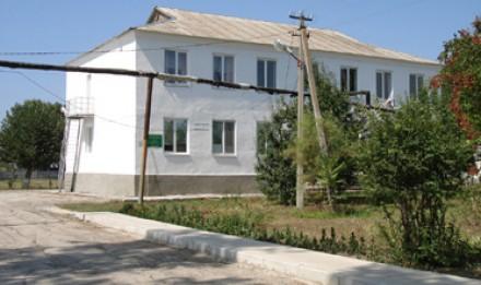 Ремонт школы в х. Просторном.