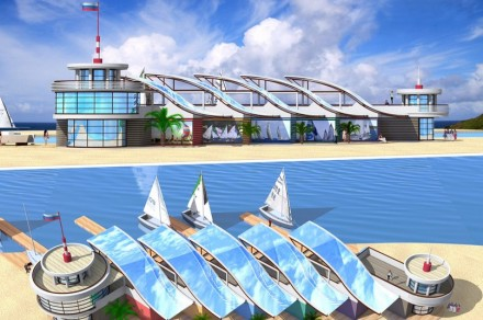 Детский яхт-клуб возродят в Анапе