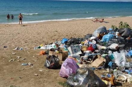 Массовые выбросы мусора в море будут отслеживаться.