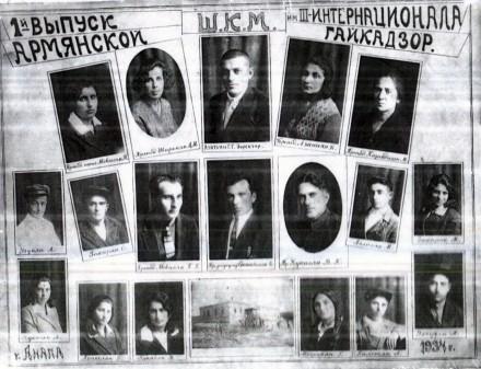 История Гайкодзора