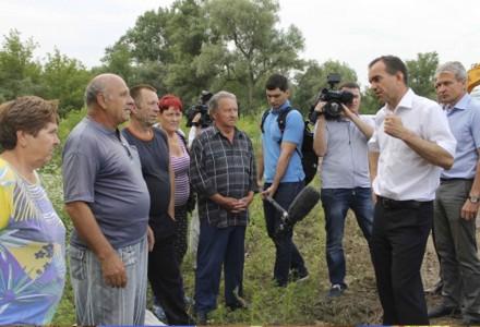 Вениамин Кондратьев оценил государственно-частное сотрудничество в Анапе.