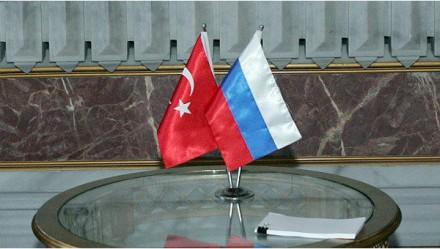 Недовольства возле турецкого консульства.