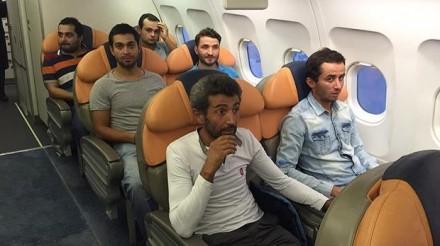 В Анапе задержали турецких рабочих.