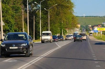 Обновления на Супсехском шоссе.