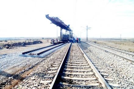 Вложения в ремонт железной дороги