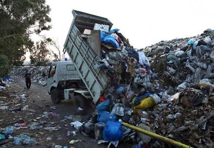 Куда деть мусор?