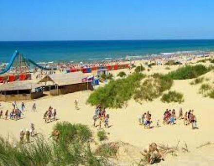 Пляж в Джемете один из лучших.
