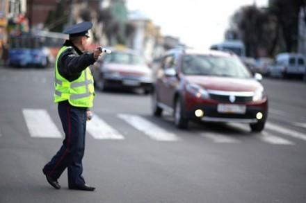 На анапских дорогах можно лишиться прав.