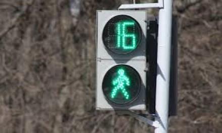 Пешеходные светофоры Анапы оборудуют звуковыми сигналами