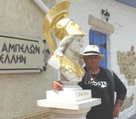 Вино витязовского грека потрясло Дон