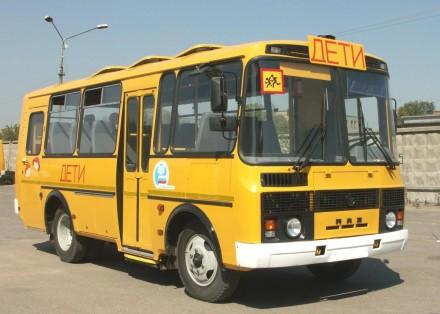 Автобусы для анапских школьников