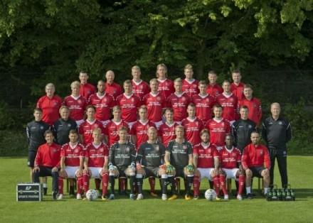 Витязево примет сборную Дании по футболу