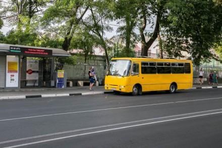 Изменение схемы движения общественного транспорта